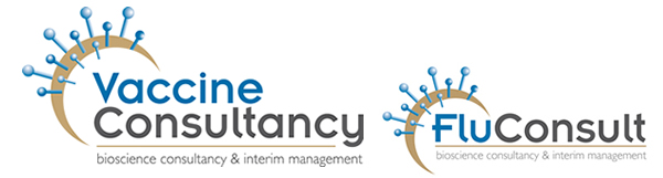 logo Vaccine Consultancy FluConsult Bioscience Consultancy and Interim Management